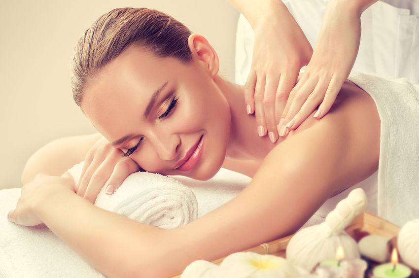 Spa Consultants know a thing or two about stress