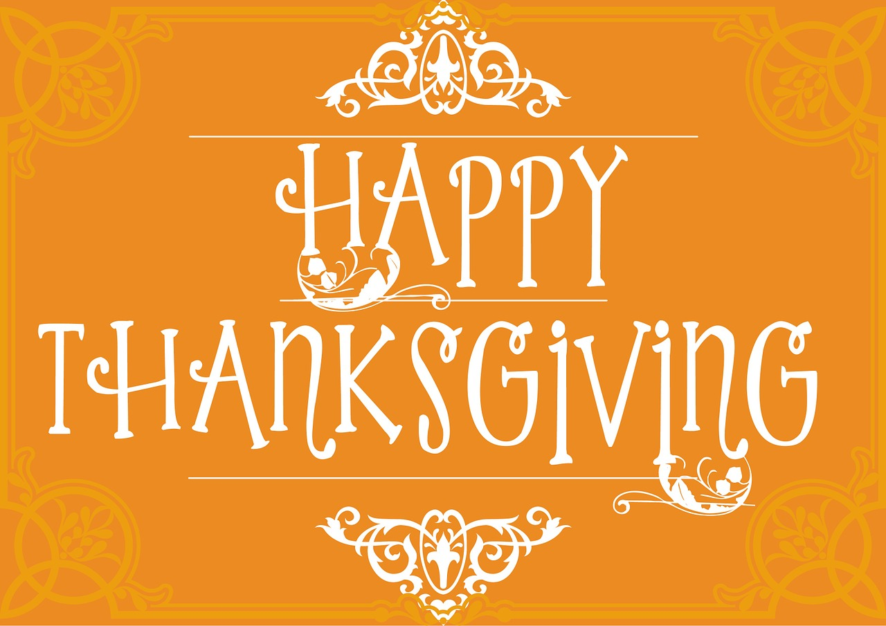 Happy Thanksgiving from ISM Spa Management